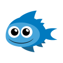 128x128px size png icon of tuna