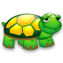 128x128px size png icon of Turtle