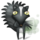 128x128px size png icon of Skunk