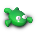 128x128px size png icon of Frog
