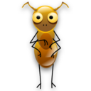 128x128px size png icon of Ant