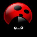 128x128px size png icon of Ladybug