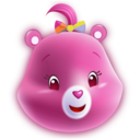 128x128px size png icon of Cheer Bear