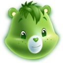 128x128px size png icon of Ooopsy Bear