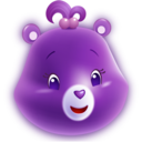 128x128px size png icon of Share Bear
