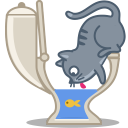 cat fish Icon