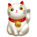 128x128px size png icon of Cat 3