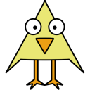 128x128px size png icon of Chicken