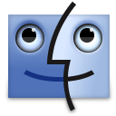 128x128px size png icon of mac os