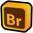 128x128px size png icon of Adobe Bridge