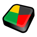 128x128px size png icon of AVG Antivirus