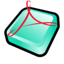128x128px size png icon of Adobe Acrobat Distiller