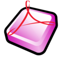 128x128px size png icon of Adobe Acrobat Professional