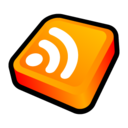 128x128px size png icon of Newsfeed RSS