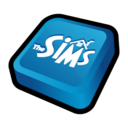 128x128px size png icon of Sims