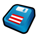 128x128px size png icon of Total Commander