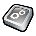 128x128px size png icon of Yahoo Widget Engine