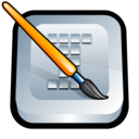 128x128px size png icon of Axialis Icon Workshop
