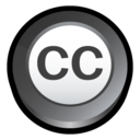 128x128px size png icon of Creative Commons