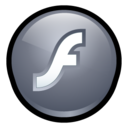 Macromedia Flash Player Icon