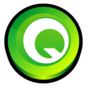 128x128px size png icon of Quark