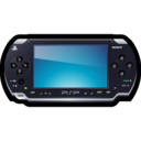 128x128px size png icon of Sony Playstation Portable