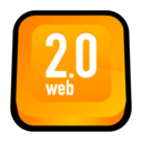 128x128px size png icon of Web 2.0