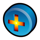 128x128px size png icon of Bittorrent Plus