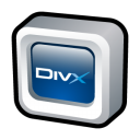 128x128px size png icon of Divx Player