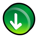 128x128px size png icon of Download Alternate