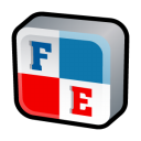 128x128px size png icon of Font Expert
