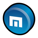 128x128px size png icon of Maxthon
