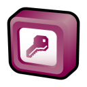 128x128px size png icon of Microsoft Office Access