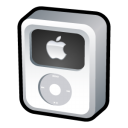 iPod Video White Icon