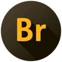 128x128px size png icon of Adobe Bridge