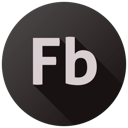 128x128px size png icon of Adobe Flash Builder