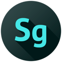 128x128px size png icon of Adobe SpeedGrade