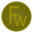 128x128px size png icon of Adobe Fw