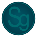 128x128px size png icon of Adobe Sg