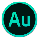 128x128px size png icon of Adobe Au