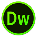 128x128px size png icon of Adobe Dw