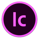 128x128px size png icon of Adobe Ic