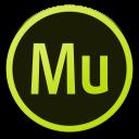 128x128px size png icon of Adobe Mu