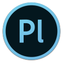 128x128px size png icon of Adobe Pl