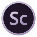 128x128px size png icon of Adobe Sc