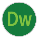 128x128px size png icon of Dreamweaver