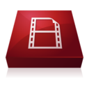 128x128px size png icon of Adobe Flash Video Encoder