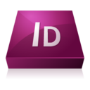 128x128px size png icon of Adobe InDesign