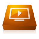 128x128px size png icon of Adobe Media Player 2