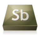 128x128px size png icon of Adobe Soundbooth
